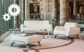 Due To The Formula Xtreme Developed By Boxmark Our Exclusive Leather Furniture Can Be Used In Numerous Lications Indoor And Protected Outdoor Areas